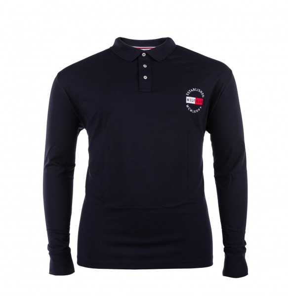 Knopf-Sweater RUGBY offen