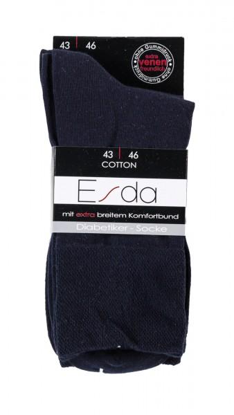 Socken Baumwolle 2er Pack