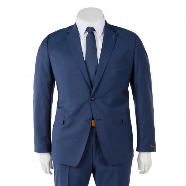 Anzug Sakko einreihig in blau