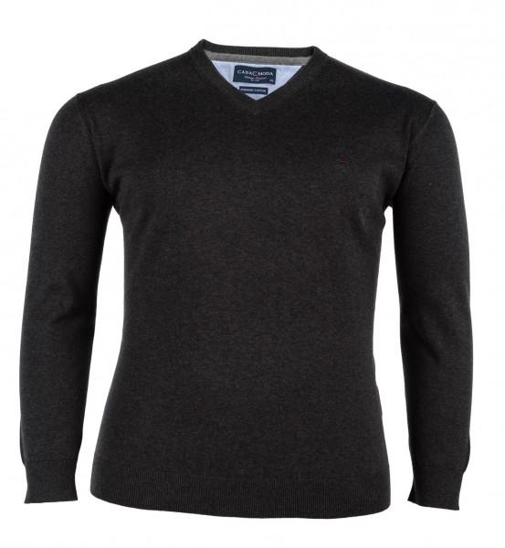 Pullover V-Ausschnitt Basic