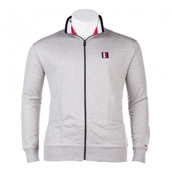 Zipp-Sweater Bund