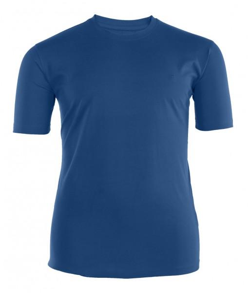 Rundhals-T-Shirt kurzarm Jersey Basic