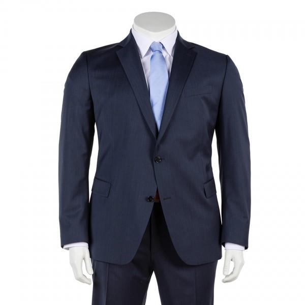 Anzug Sakko Zwei-Knopf einreihig in blau