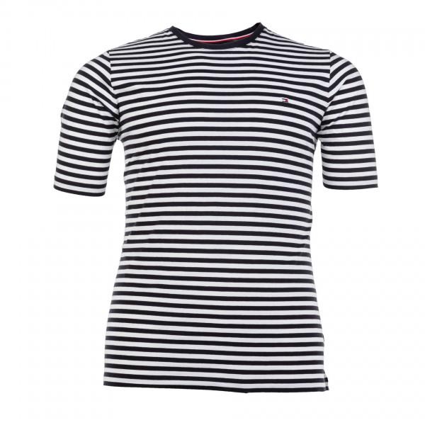 Rundhals-T-Shirt kurzarm Basic