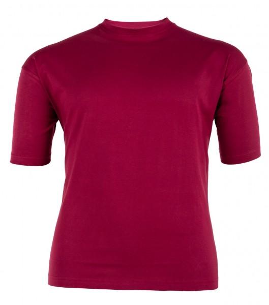 Rundhals-T-Shirt im Doppelpack