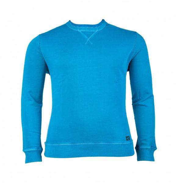 Sweater rundhals mit Bund
