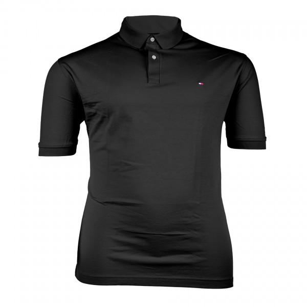 Polo-Shirt mit Knopfleiste kurzarm Piquet